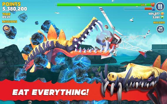 Hungry Shark screenshot 13