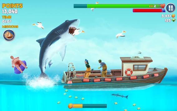 23 Schermata Hungry Shark