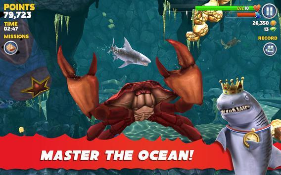Hungry Shark screenshot 22