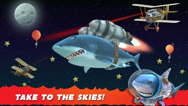 Hungry Shark captura de pantalla 4