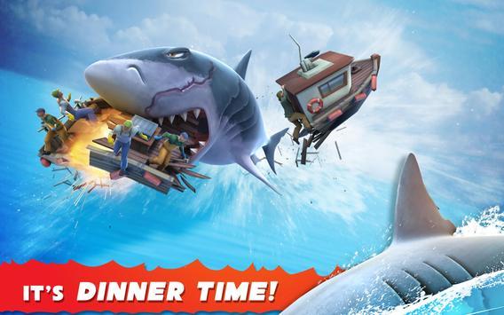 8 Schermata Hungry Shark