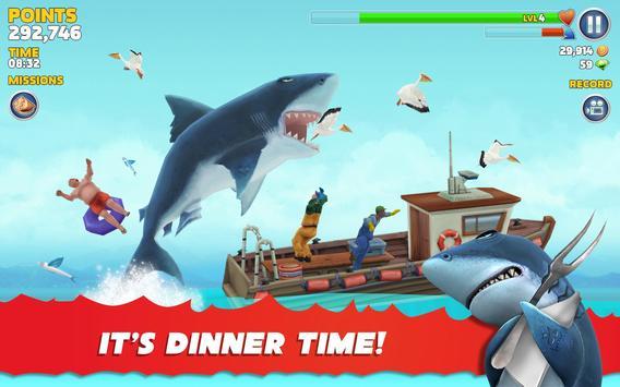 Hungry Shark screenshot 8