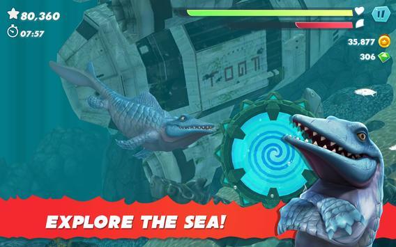 Hungry Shark screenshot 9