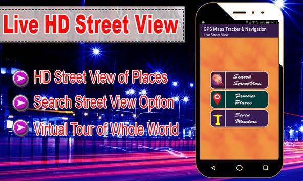 GPS Maps Tracker & Navigation screenshot 3