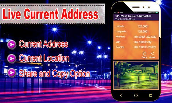 GPS Maps Tracker & Navigation screenshot 5