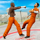 Grand Prison Ring Fighting Arena: Wrestling Games icon