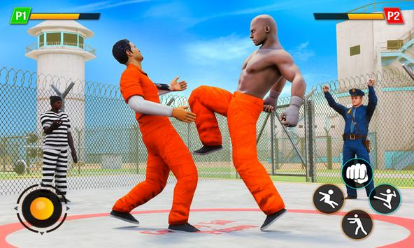 Grand Prison Ring Fighting Arena: Wrestling Games poster