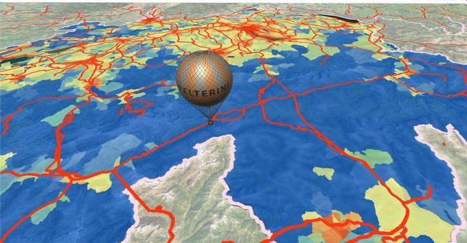 Spelterini AR screenshot 4