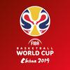 FIBA Basketball World Cup 2019-icoon