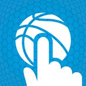 Basketball Coaching-icoon