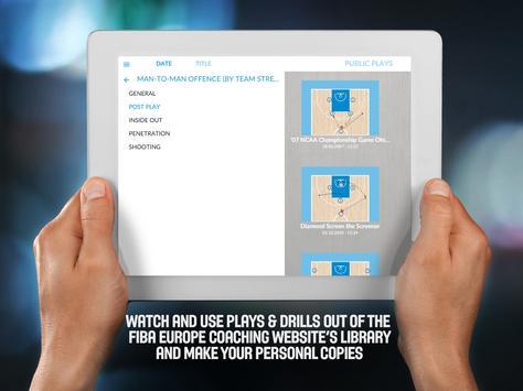 Basketball Coaching screenshot 2