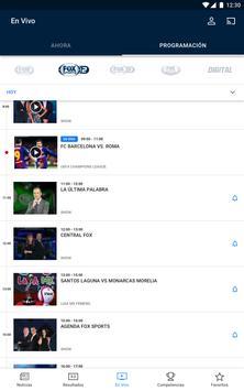 FOX Sports captura de pantalla 11