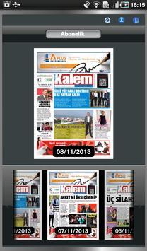 Kalem poster