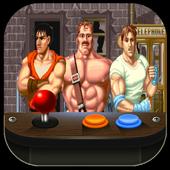 Code Final fight arcade icon