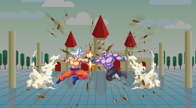 Dragon Ball : Z Super Goku Battle screenshot 6