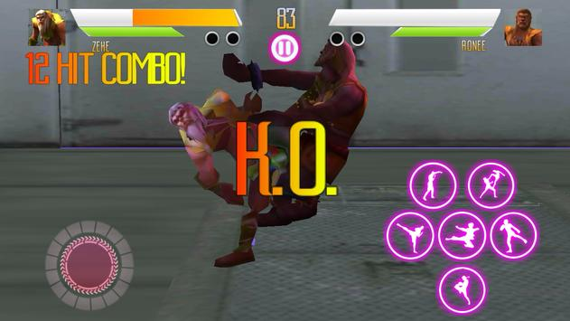 Fighting back pac screenshot 3