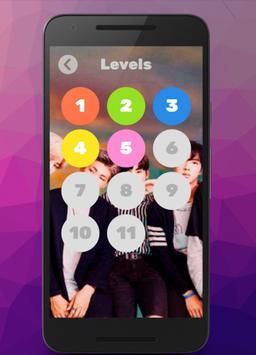 BTS WORD GAME screenshot 3