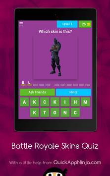 Battle Royale - Skins Game screenshot 10