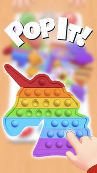 Fidget Toys Trading: Jogo de Troca de Pop It imagem de tela 3
