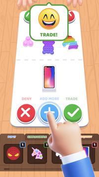 Fidget Toys Trading: fidget trade relaxing games screenshot 2