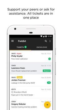 Fieldbit screenshot 3