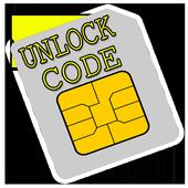Sim Unlock Code Any Device icon