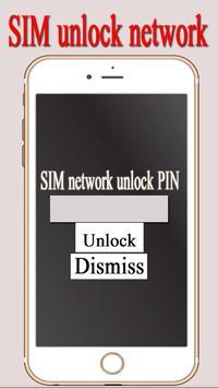 Sim Unlock Code Any Device screenshot 1