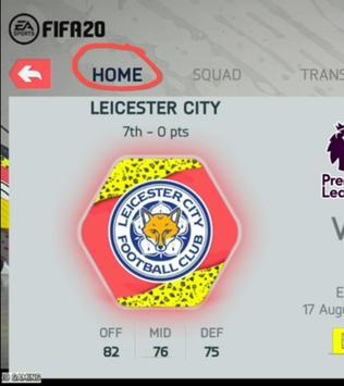 FIFA mobile Guide pro 2K20 poster