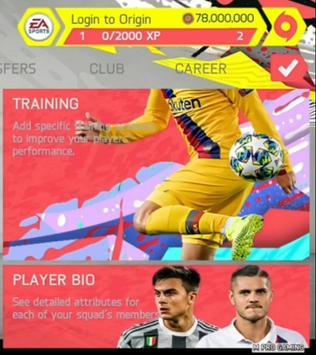 FIFA mobile Guide pro 2K20 screenshot 3