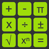 SciCalc: Wear calculator icon
