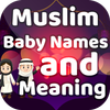 Muslim Baby Names and Meaning icon