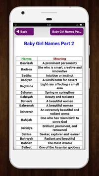 Muslim Baby Names and Meaning screenshot 8