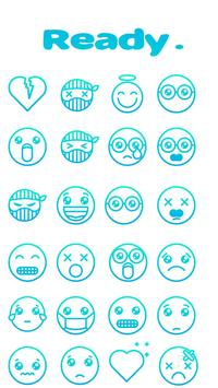5 Schermata WAStickerApps EmojiGo