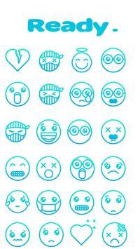 3 Schermata WAStickerApps EmojiGo