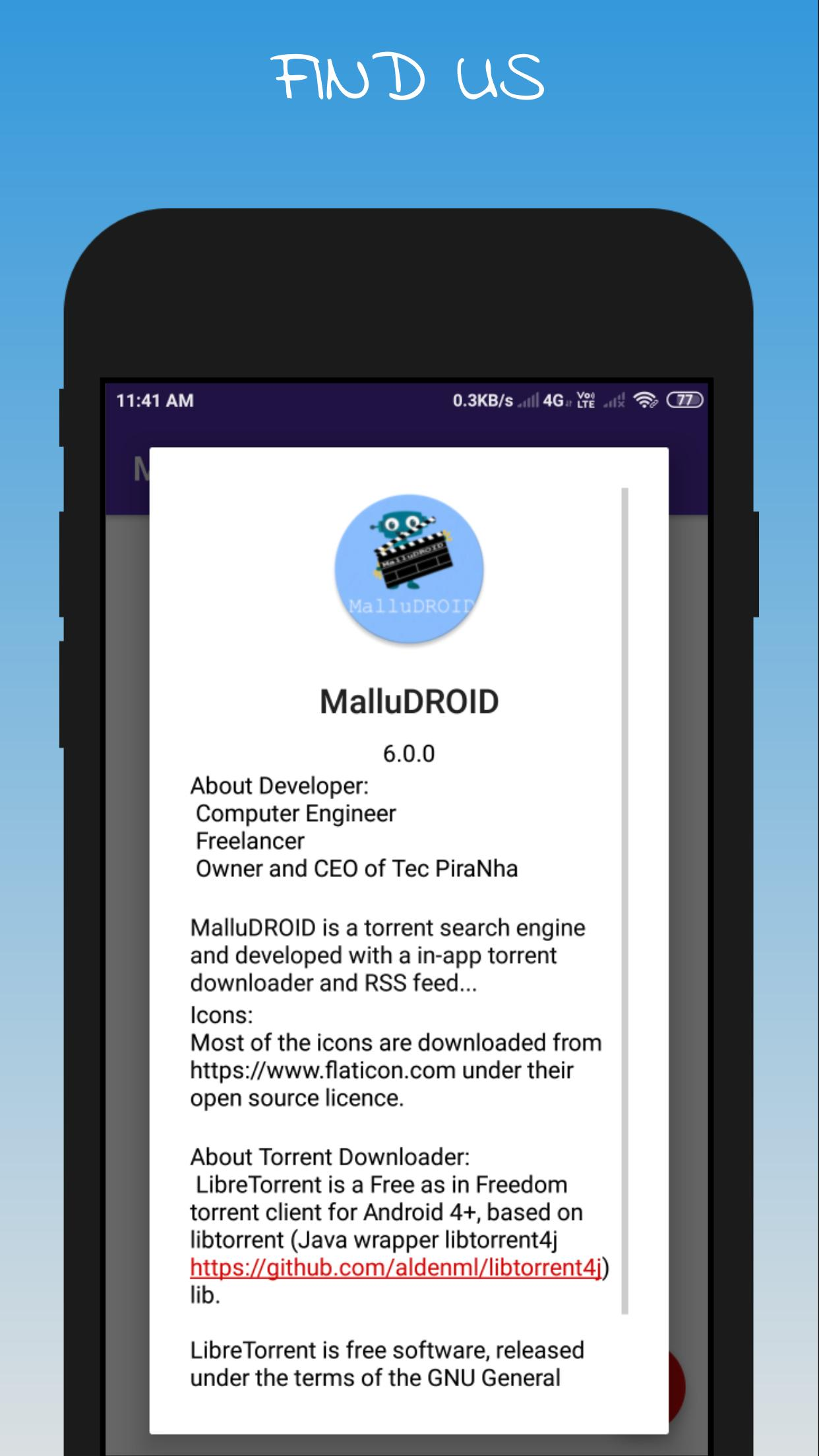 MalluDROID for Android - APK Download