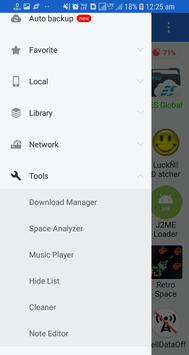 ES PRO Manager screenshot 3