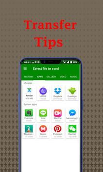 Tips For File Transfer & Sharing 2020 screenshot 2