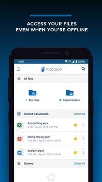FileCloud स्क्रीनशॉट 5
