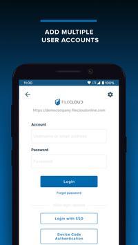 FileCloud स्क्रीनशॉट 1