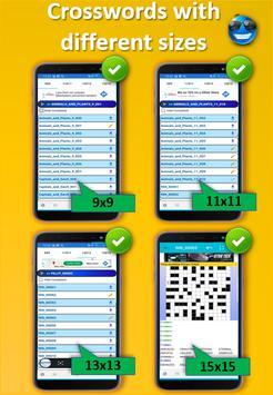 Fill it ins crosswords PRO- Fill ins word puzzles imagem de tela 5