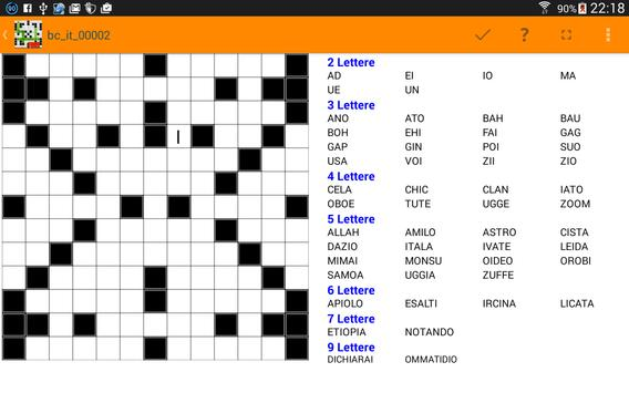 Fill it ins crosswords PRO- Fill ins word puzzles imagem de tela 9