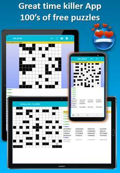 Fill it ins crosswords PRO- Fill ins word puzzles imagem de tela 16