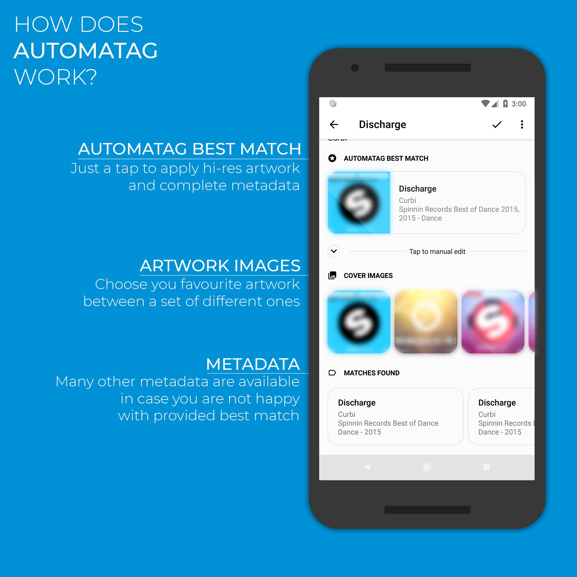 Automatic Tag Editor for Android - APK Download