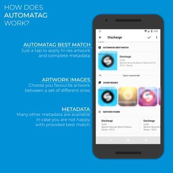Automatic Tag Editor Ekran Görüntüsü 1