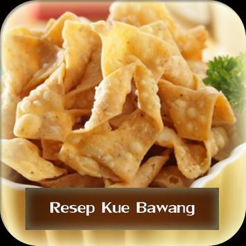 Resep Kue Bawang Renyah poster