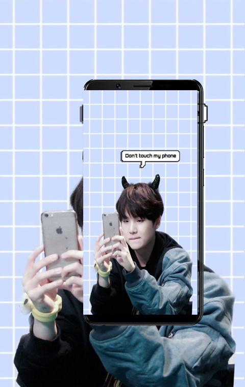 Suga Bts Wallpaper Kpop For Android Apk Download