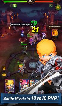 Hello Hero Epic Battle: 3D RPG screenshot 4