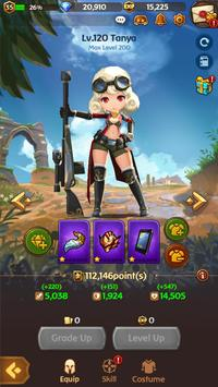 Hello Hero Epic Battle: 3D RPG screenshot 17