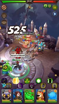 Hello Hero Epic Battle: 3D RPG screenshot 2