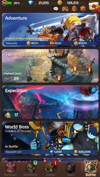 Hello Hero Epic Battle: 3D RPG screenshot 3